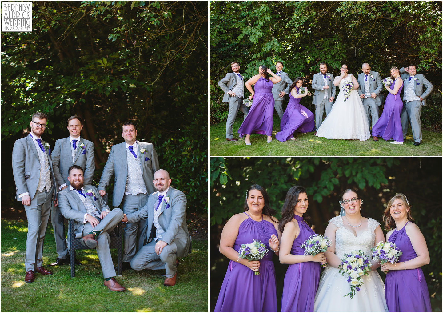 Photos at Craiglands hotel wedding venue Ilkley