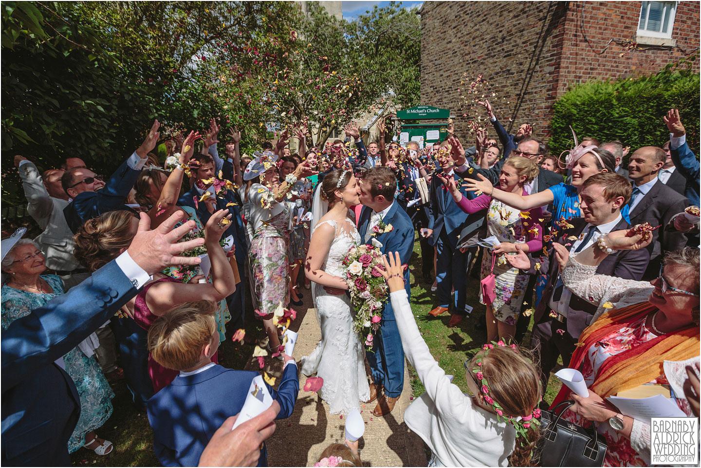 Barmbyfields Barns Wedding venue in Yorkshire