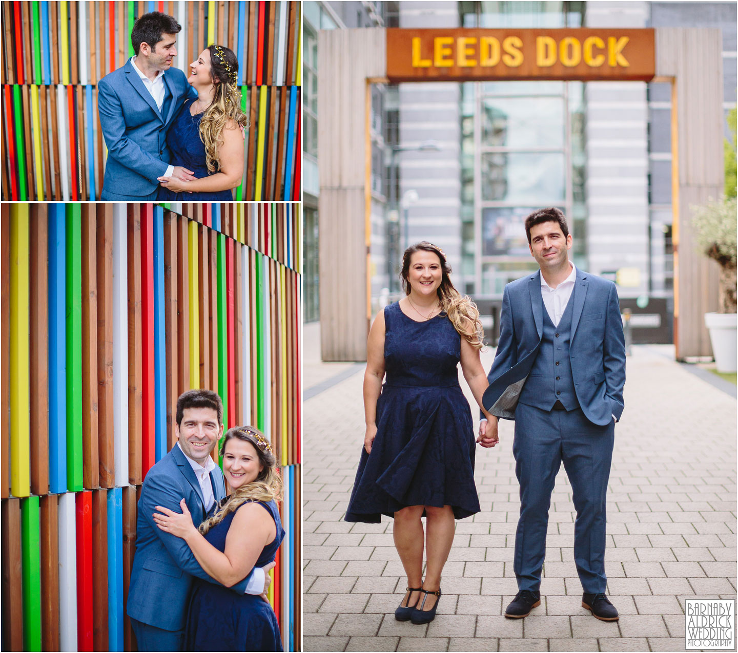 Wedding Photos at Dock 29 on the Leeds Riverside