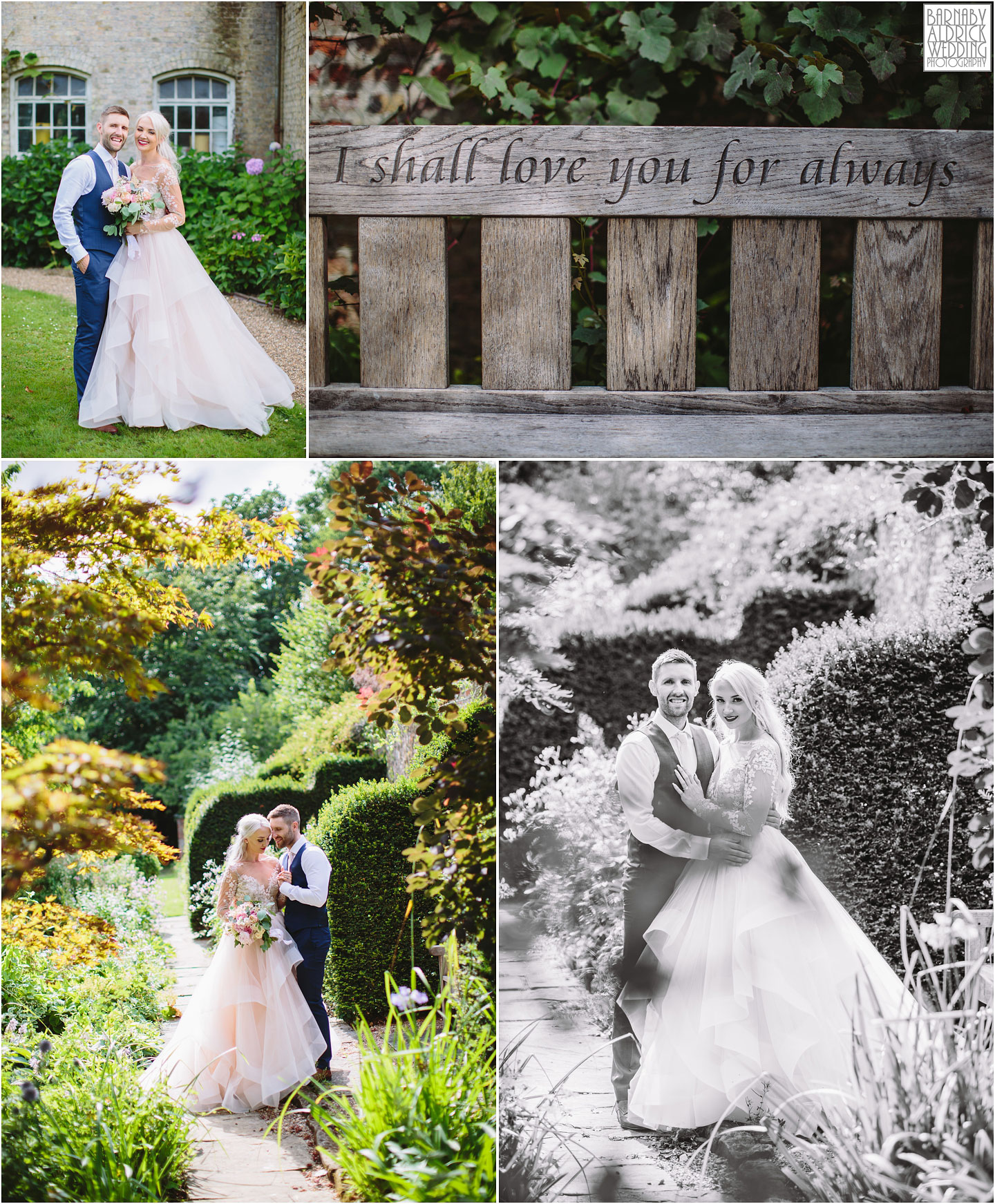 Wedding portraits at Saltmarshe Hall, Wedding photography at Saltmarshe Hall, East Yorkshire Wedding Photos
