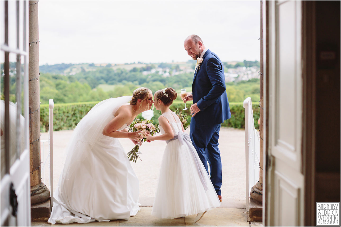 Wood Hall Hotel Wetherby family wedding moment, Wood Hall Wedding Photos, Wood Hall Wedding Photographer