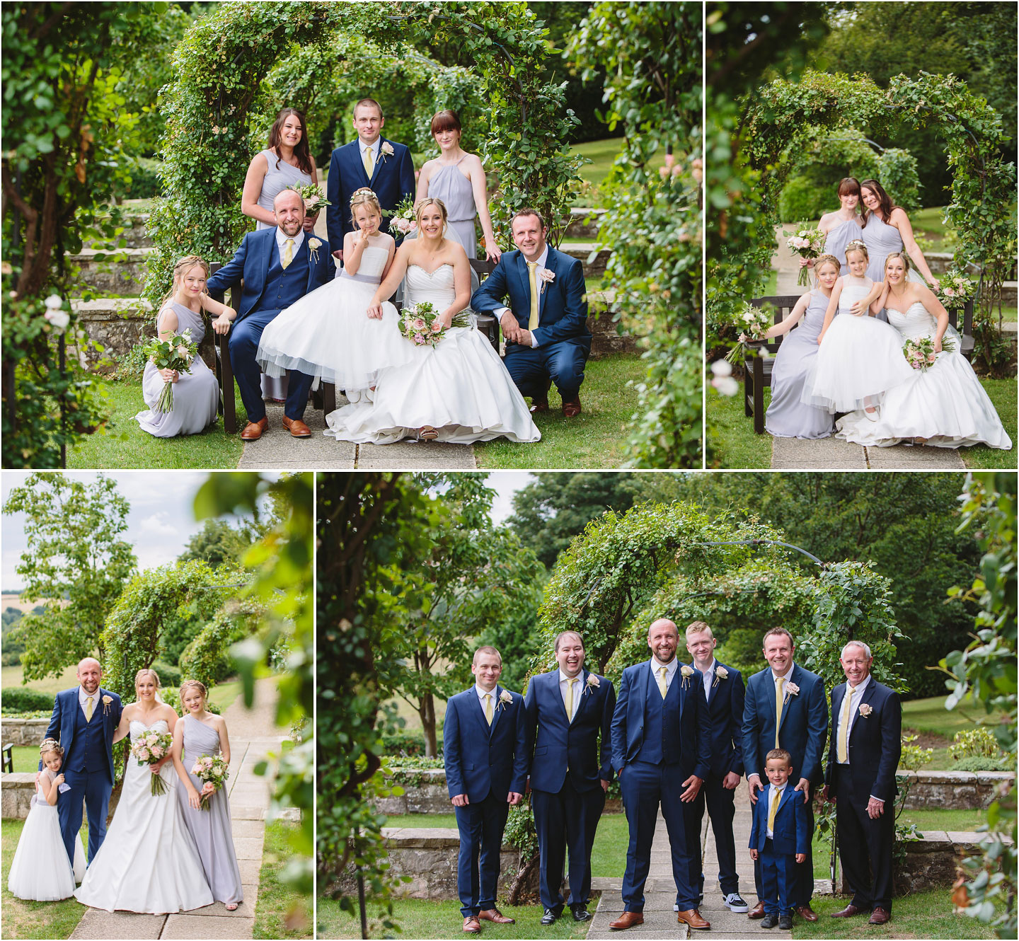 Wood Hall Hotel wedding party group photos, Wood Hall Wedding Photos, Wood Hall Wedding Photographer