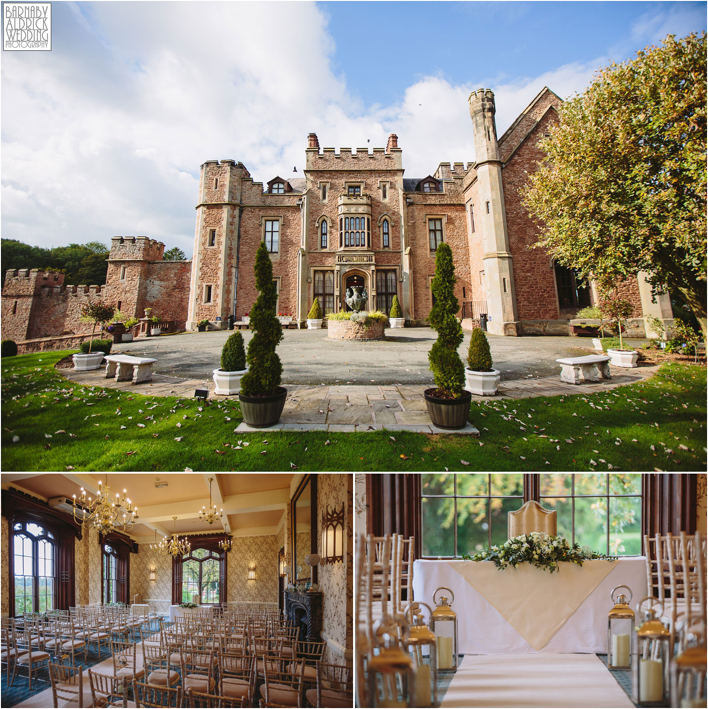 Wedding venue details at Rowton Caste, Shropshire Wedding Photographer, Shrewsbury wedding venue, Amazing UK Castle Wedding