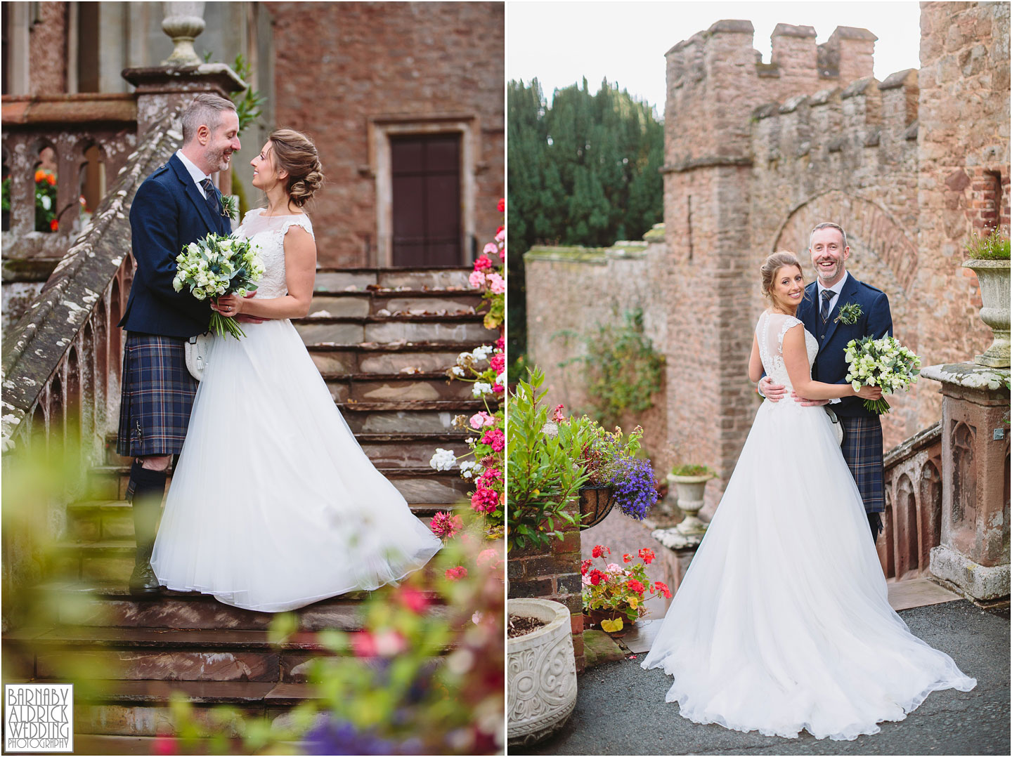 Wedding portraits at Rowton Castle, Shropshire Wedding Photographer, Shrewsbury wedding venue, Amazing UK Castle Wedding