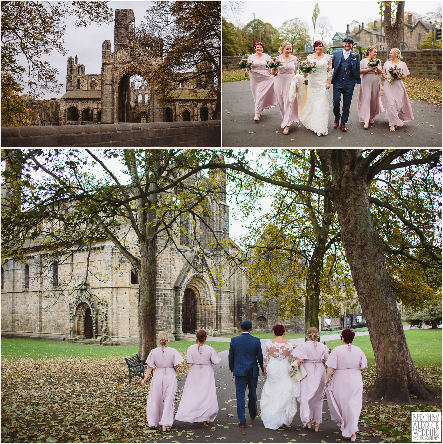 Kirkstall Abbey wedding photography Leeds, Kirkstall Abbey Wedding photos