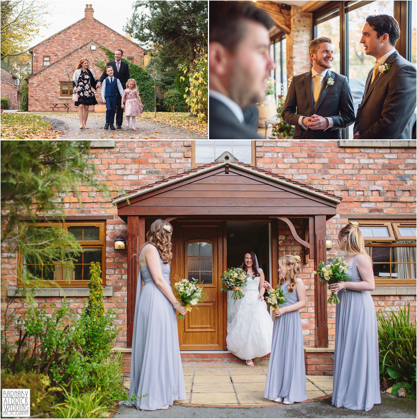 Villa Farm Wedding Photos, York unusual wedding venues, York Barn wedding venue, York Barn wedding at Villa Farm