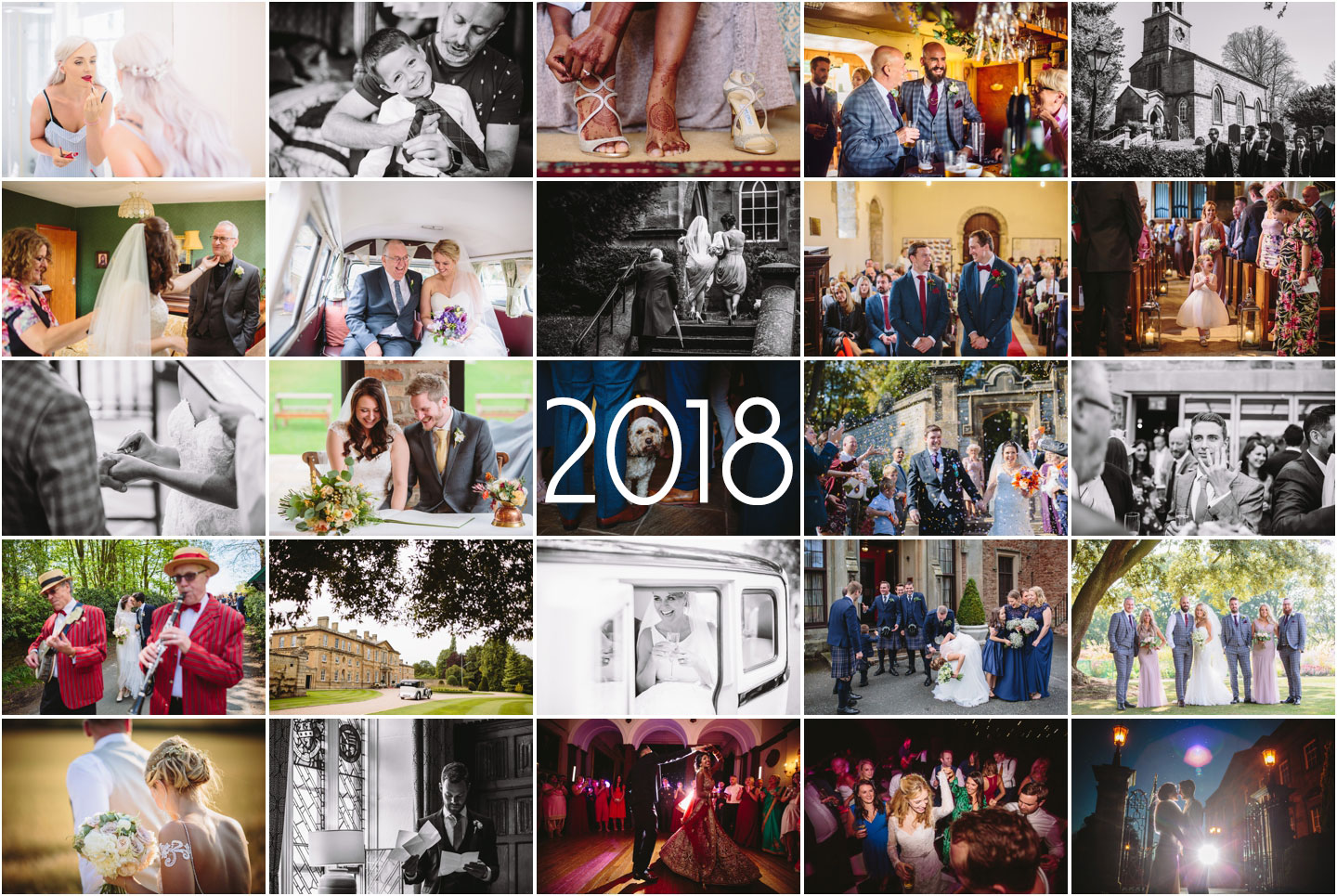 Best 2018 UK wedding photos, Amazing wedding photography highlights, Best UK wedding photographer 2018