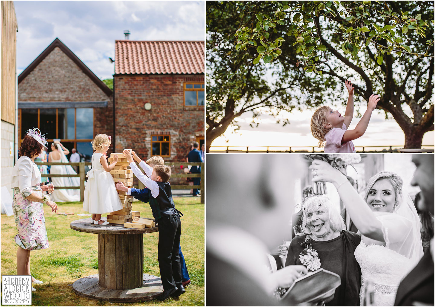 Wedding photography at Barmby Farm Barns near Goole, Amazing Yorkshire Wedding Photos, Best Yorkshire Wedding Photos 2018
