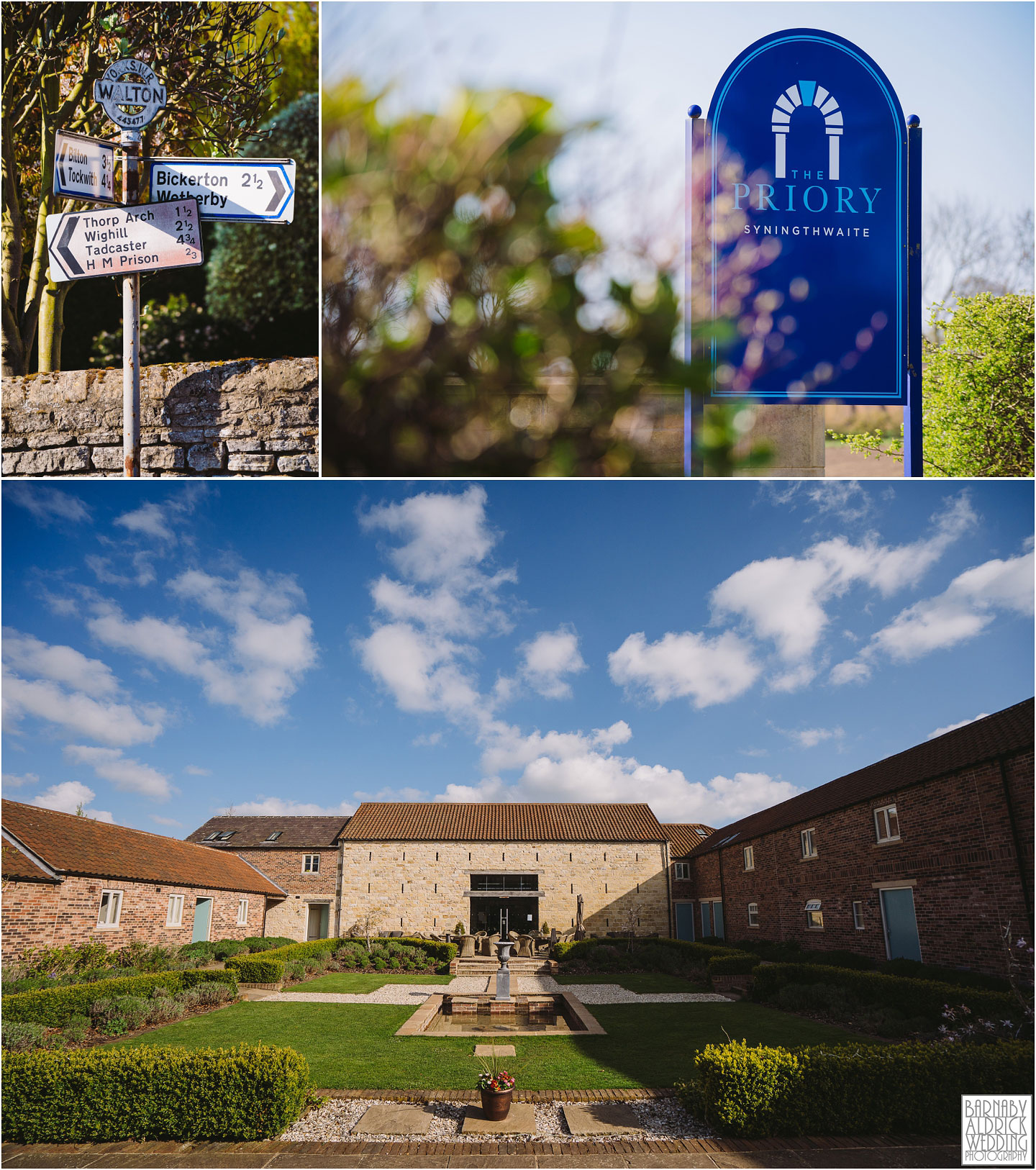 Priory Cottages Wedding venue wetherby, Exclusive wedding venue and cottages in Yorkshire, The Priory yorkshire