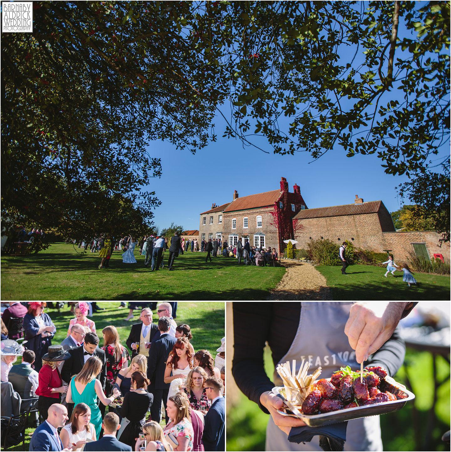 Afternoon reception at Hornington Manor, Wedding band at Hornington Manor, Hornington Manor Wedding Photography, Hornington Manor Wedding Photographer, Yorkshire Wedding, Yorkshire Wedding Photographer, York Luxury Barn Wedding Venue, Yorkshire farmhouse Wedding Barn