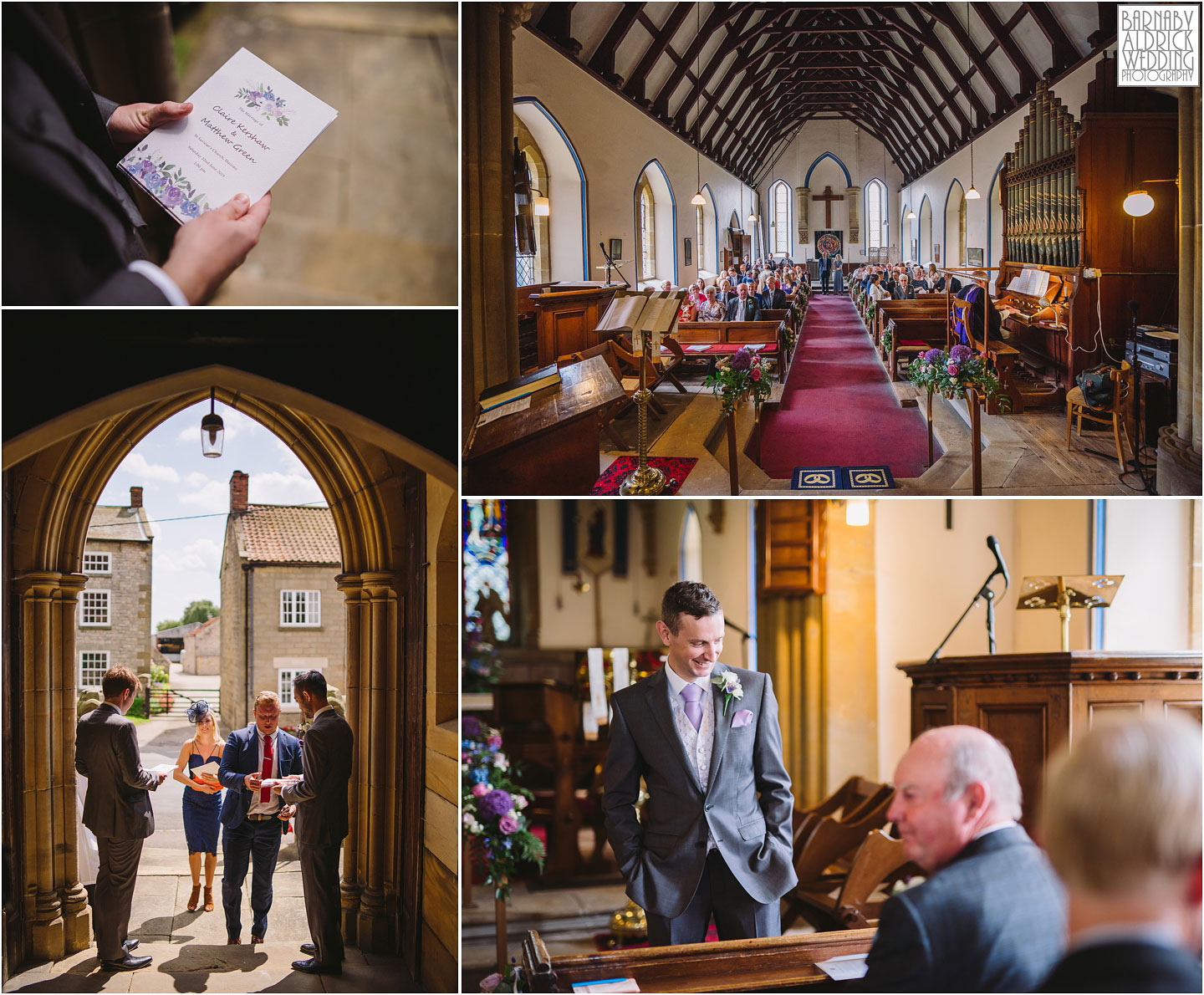 Wedding at St Saviours Church Harome, Pheasant Harome Wedding Photography, The Pheasant Hotel Wedding, Wedding Photography at The Pheasant Hotel North Yorkshire, North Yorkshire Wedding Photographer
