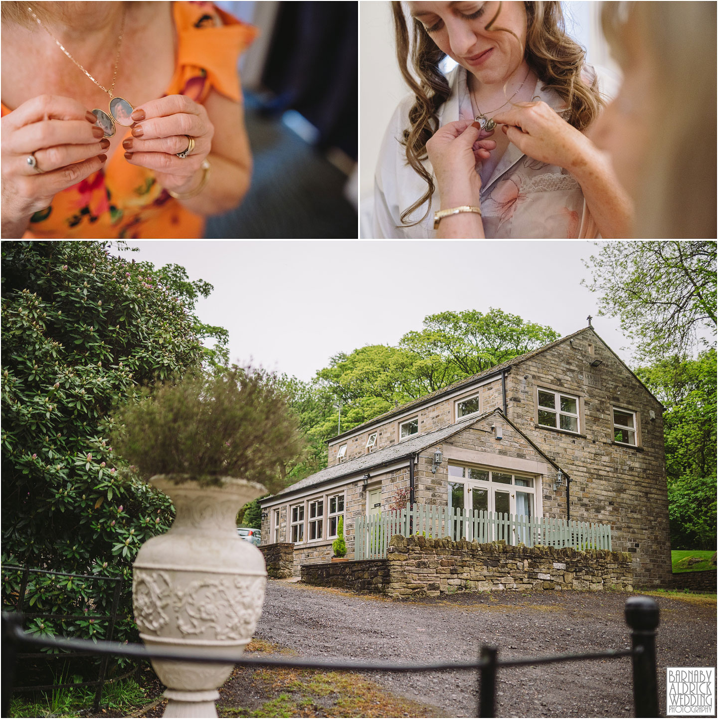 Wedding Photography At Crow Hill, In Marsden