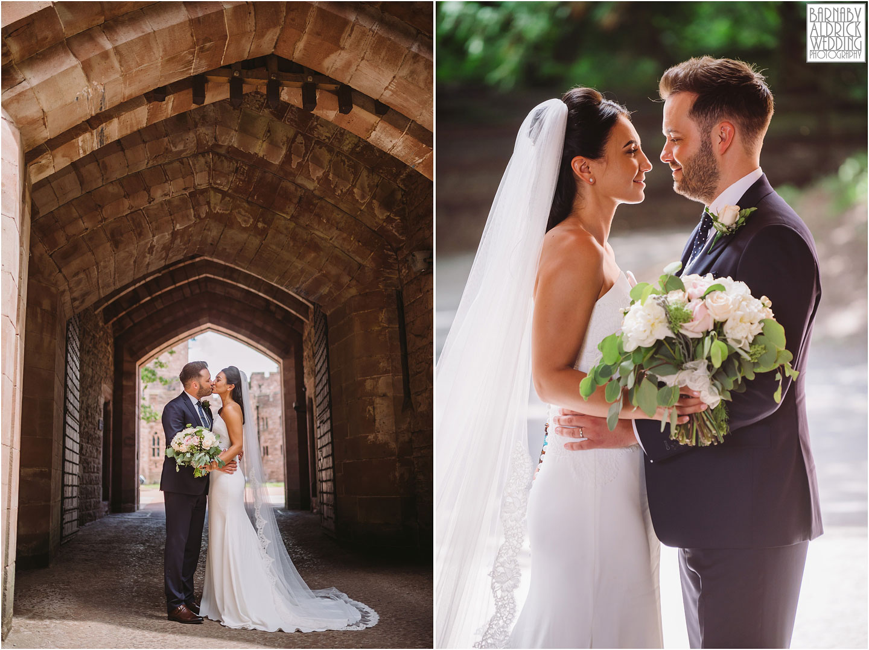 Wedding couple photos at Peckforton Castle, Cheshire Wedding Photography at Peckforton Castle, Peckforton Castle Wedding, UK Castle Wedding