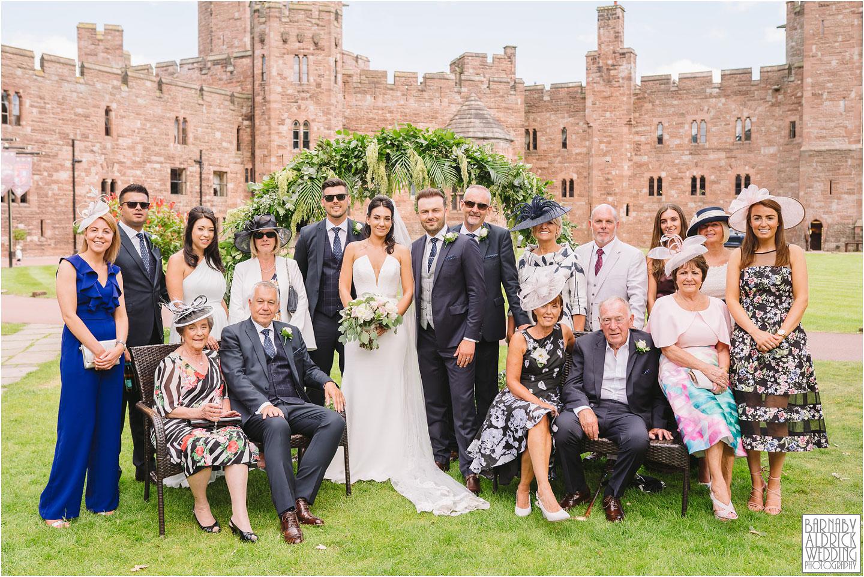 Family group photos at Peckforton Castle, Cheshire Wedding Photography at Peckforton Castle, Peckforton Castle Wedding, UK Castle Wedding