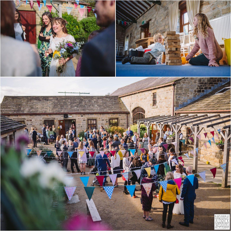 Lineham Farm Wedding Reception, Wedding photos at Lineham Farm, Leeds wedding farm, DIY Wedding, Yorkshire Wedding Photographer, Yorkshire Wedding Photos, Farm Wedding Venue Ideas