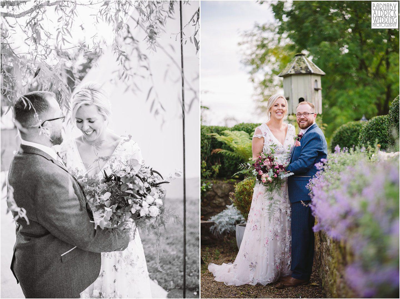 Bride and groom portrait, Helmsley Wedding, Michelin Star Wedding venues, Papakata Teepee Wedding, Star Harome Wedding Photographer, Wedding Photography by Yorkshire Wedding Photographer Barnaby Aldrick, Star Inn wedding, Yorkshire wedding