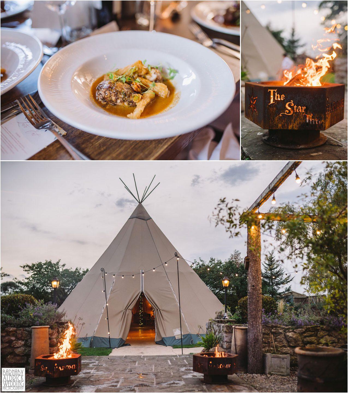 Helmsley Wedding, Michelin Star Wedding venues, North York Moors Wedding, Papakata Teepee Wedding, Papakata wedding