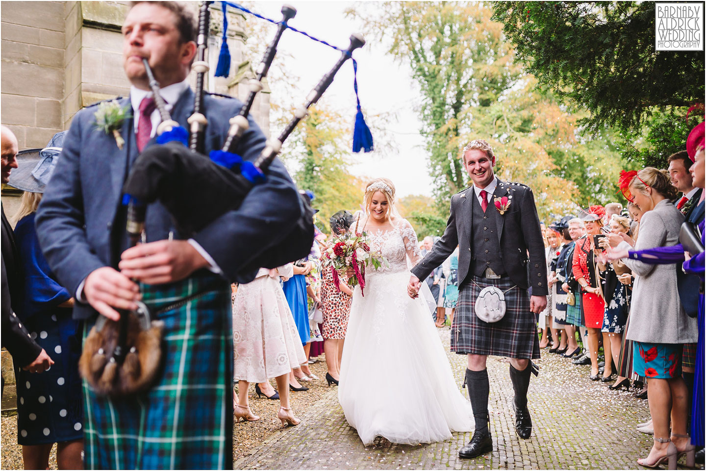 Yorkshire Garden Marquee Wedding Photo, Wedding Photography at a Yorkshire Garden Wedding, Yorkshire Marquee Wedding pictures, Wedding Photographer Yorkshire, Wedding kilts yorkshire