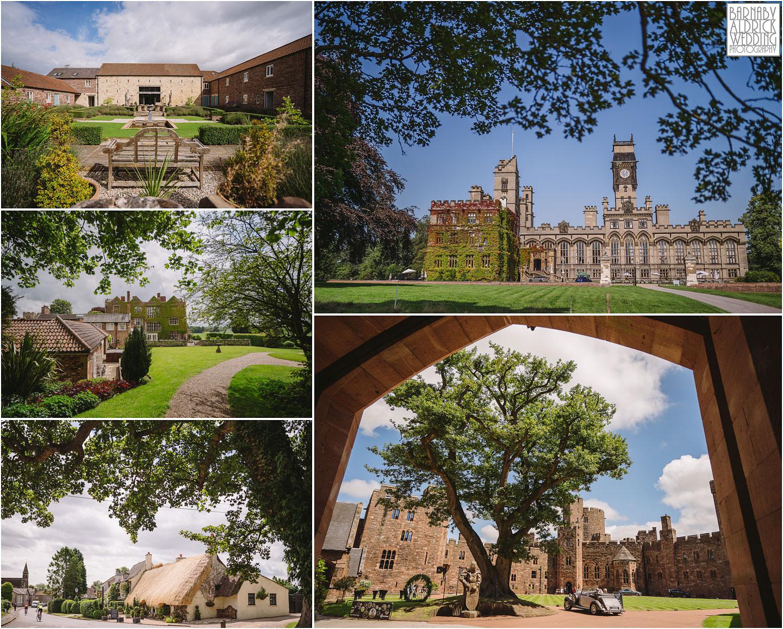 Amazing Yorkshire Wedding venues