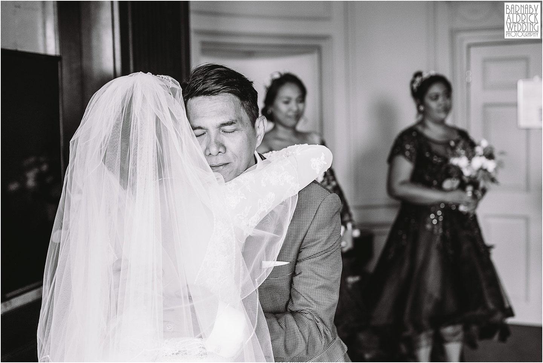 Wood Hall Wetherby Wedding Photo