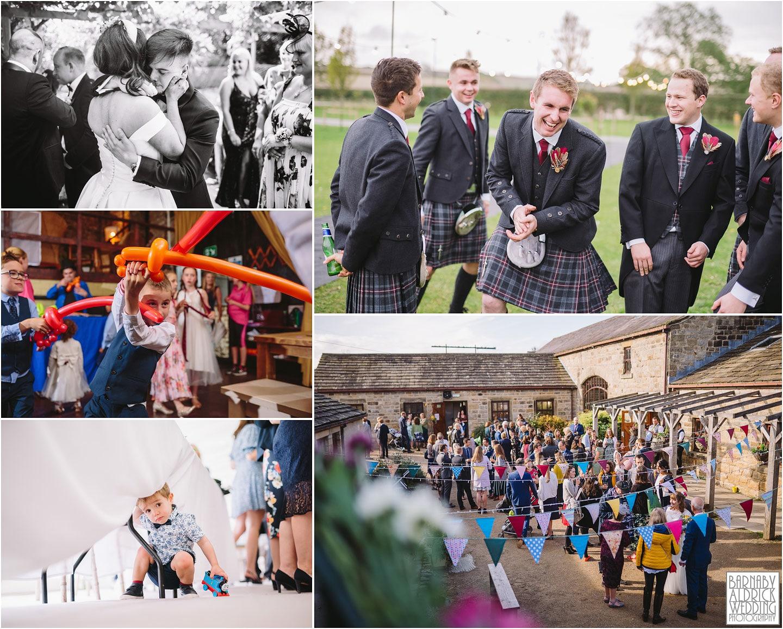 Lineham Farm documentary wedding photo