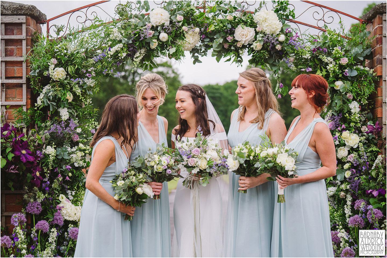 Beautiful Bride and bridesmaid photo
