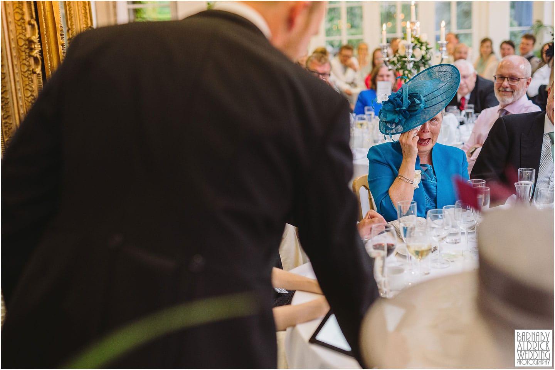 Emotional Wedding Speech photo