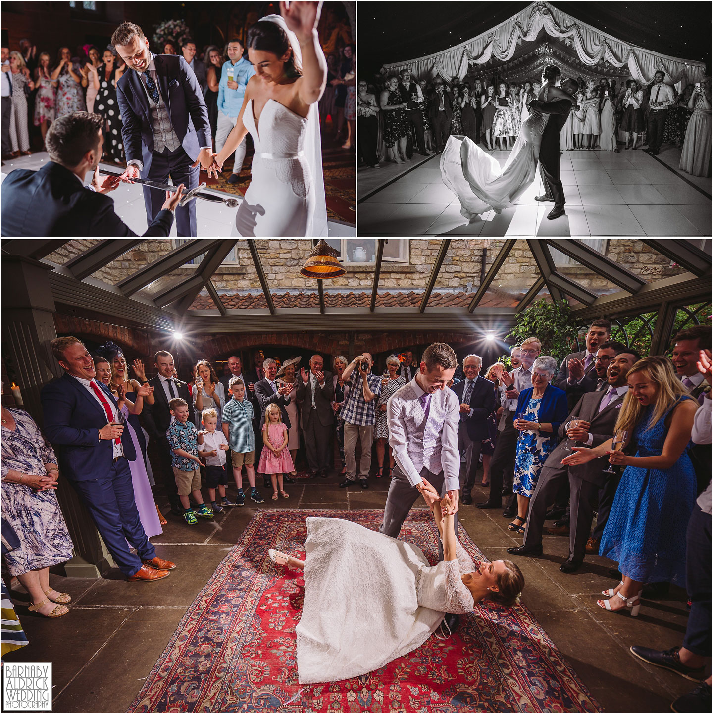 First Dance at The Pheasant in Harome