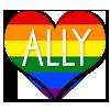 I am an LGBTQ Ally!