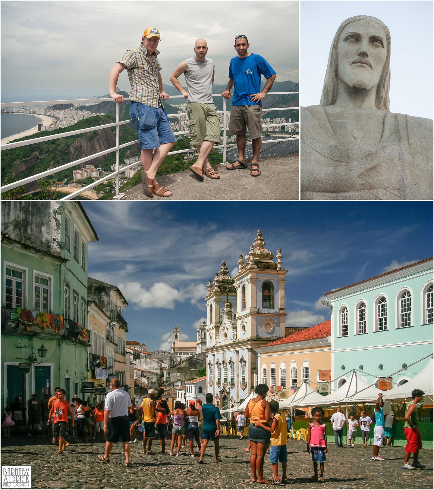 Brazil Bahia Carnival Travel Photos