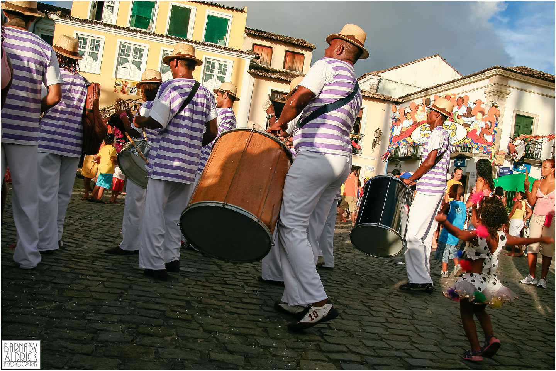Salvador de Bahia Carnival Brazil