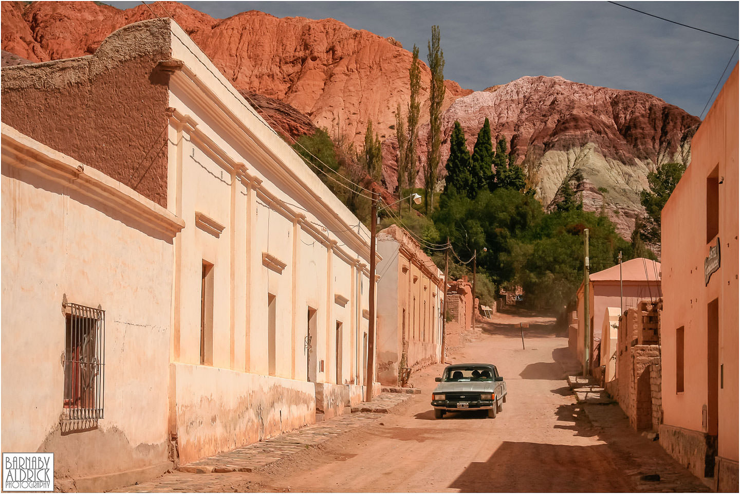 Salta North Argentina town colourful mountains, Hornacal, 14 colour mountains