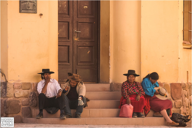Northern Salta local people