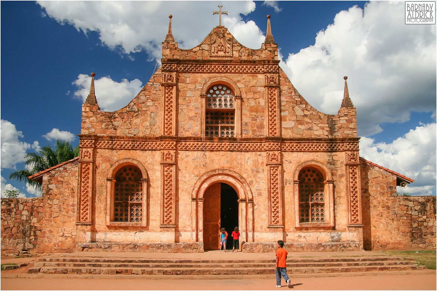 Jesuit Missions of Chiquitos, Bolivia Mission Church