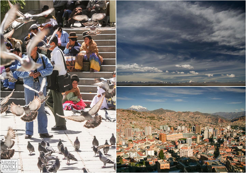 La Paz Bolivia, La Paz Street Photography