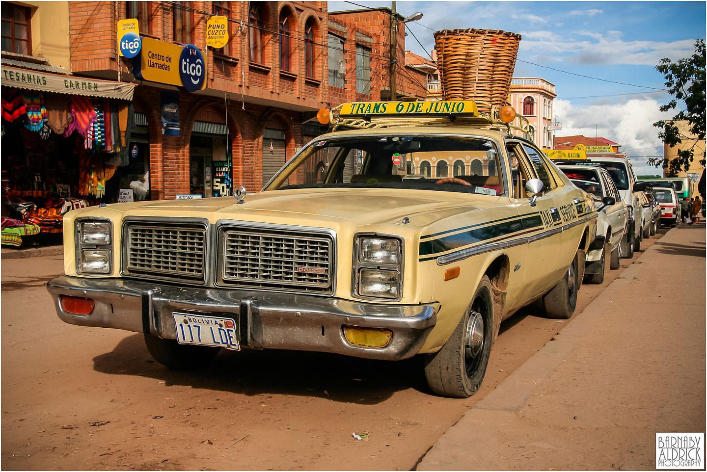 La Paz Taxi
