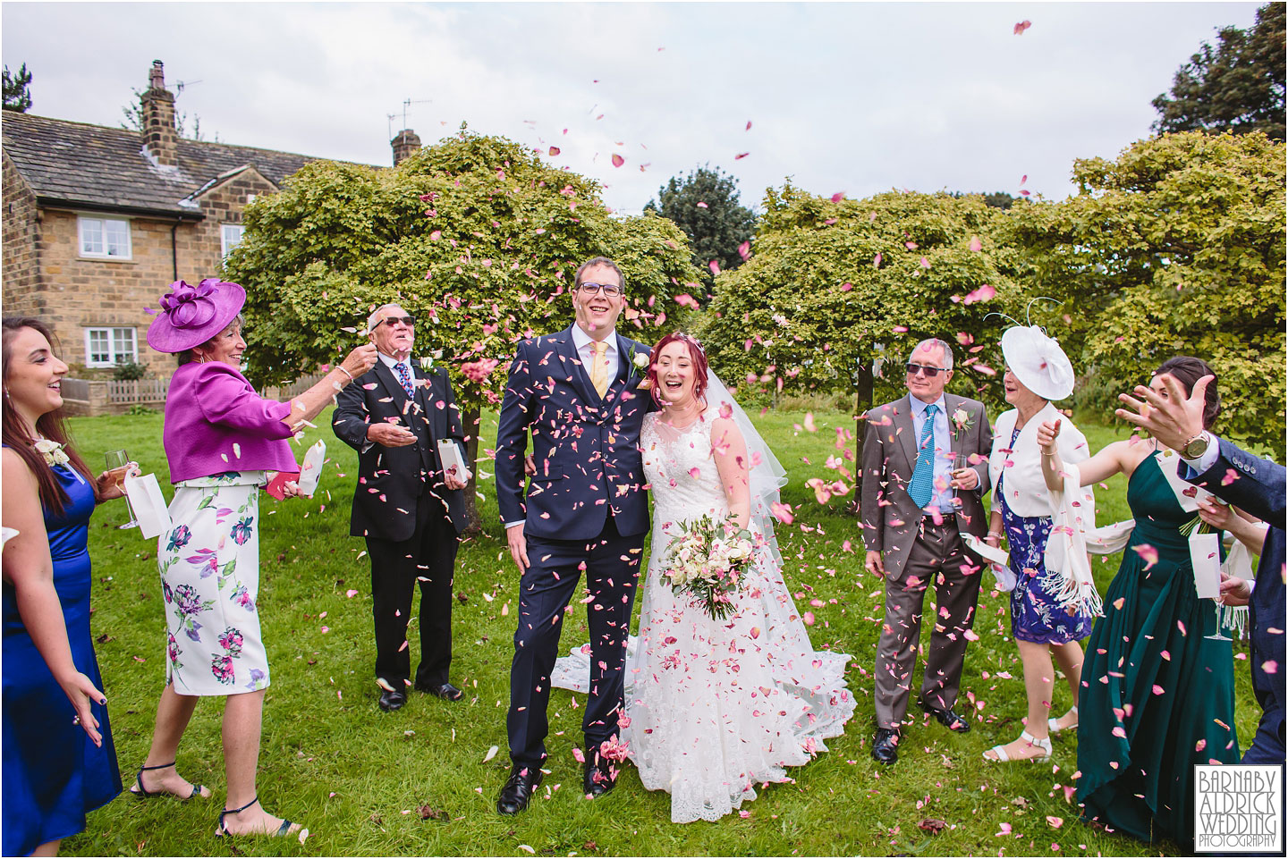 Box Tree Ilkley Wedding Photography, Box Tree Wedding Yorkshire, Michelin Star wedding catering