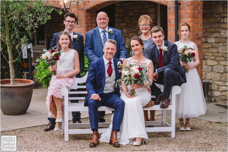 Wedding Group photos at The Pheasant Hotel Harome, The Pheasant Hotel Wedding Helmsley, Wedding Photography at The Pheasant Hotel North Yorkshire, North Yorkshire Wedding Photographer