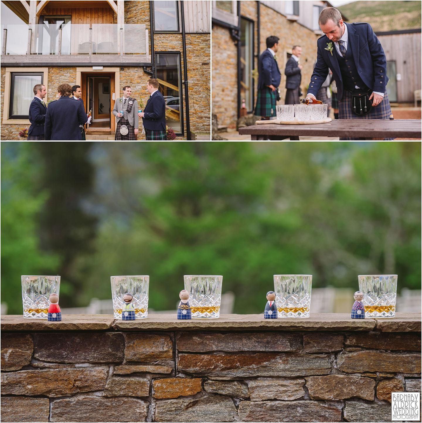 Scotch Wedding Whisky, Groomsmen Scotch Whisky photo, Carrick Castle Estate Lodge Wedding, Loch Goil Wedding photos, Argyll Forest Park Wedding Scotland, Scottish Wedding, Scottish Lockdown Wedding, Scottish Wedding