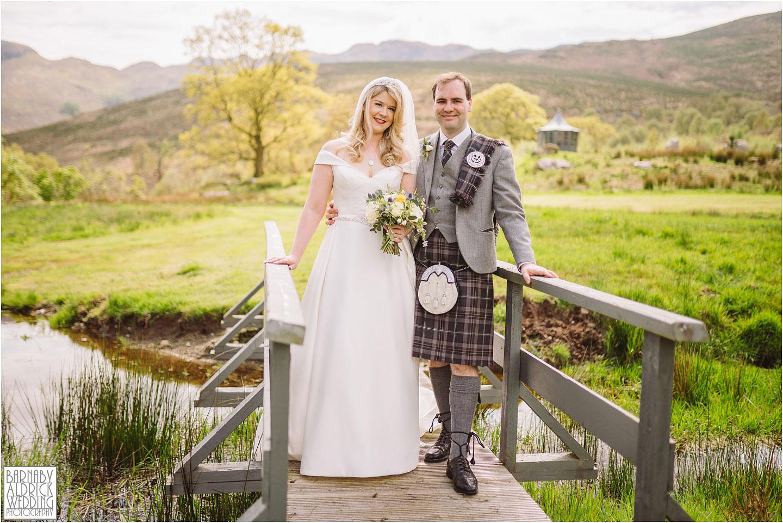Bride and groom at Carrick Castle Estate, Loch Goil Wedding photos, Argyll Forest Park Wedding Scotland, Scottish Wedding, Scottish Lockdown Wedding, Scottish Wedding