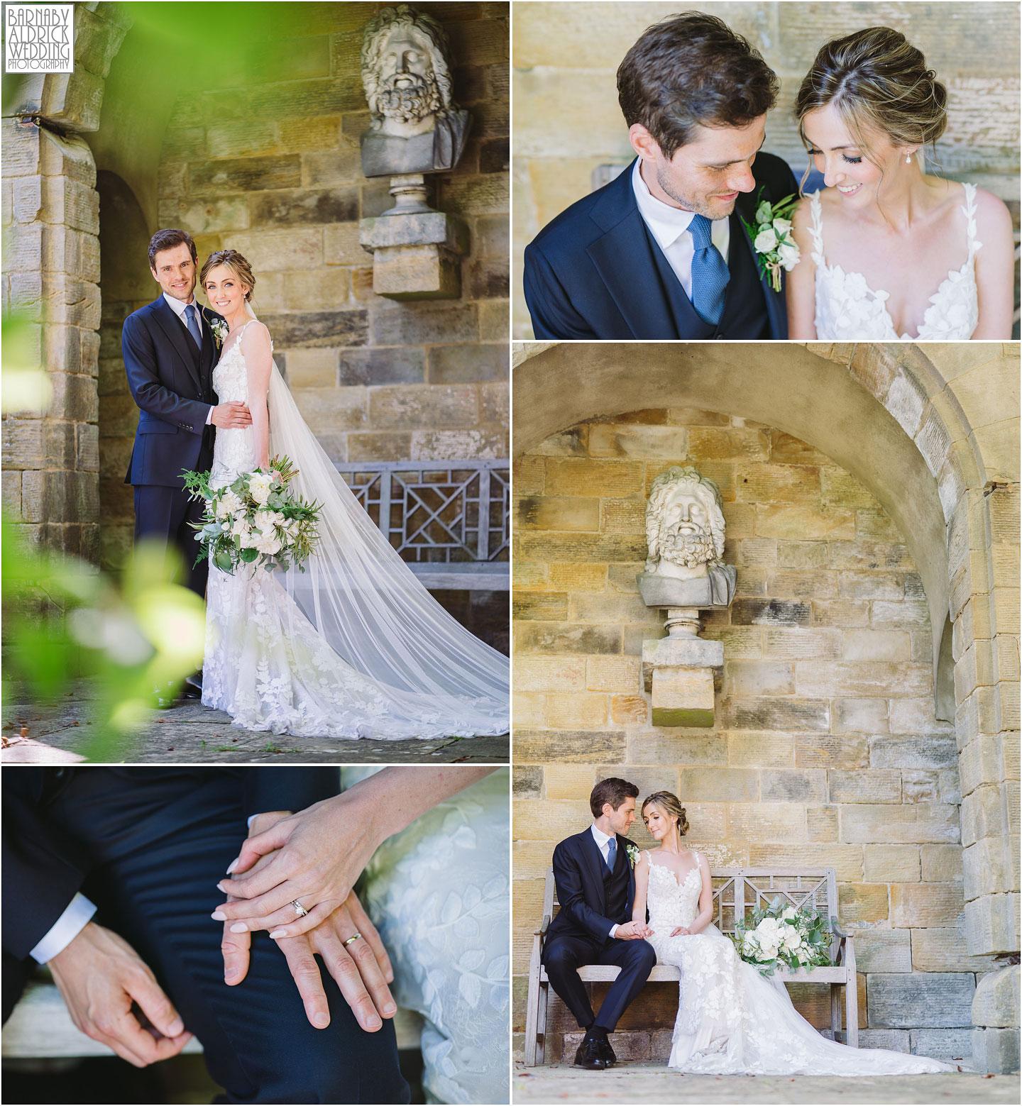 Rudding Park Wedding, Yorkshire Photographer Barnaby Aldrick, Rudding Park Harrogate Wedding Photos, Spring Yorkshire Wedding Photos
