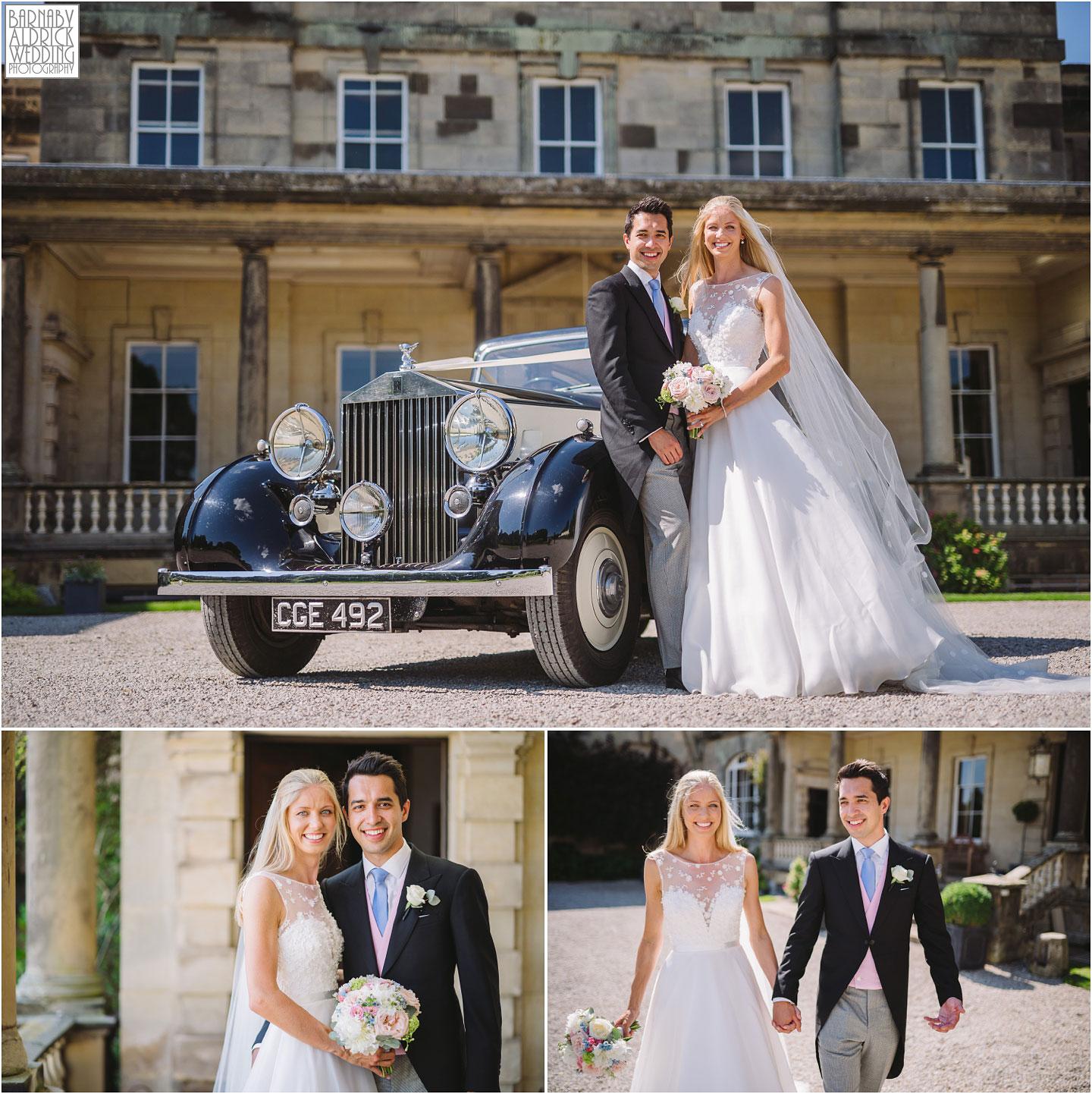 Wedding photos at Birdsall House