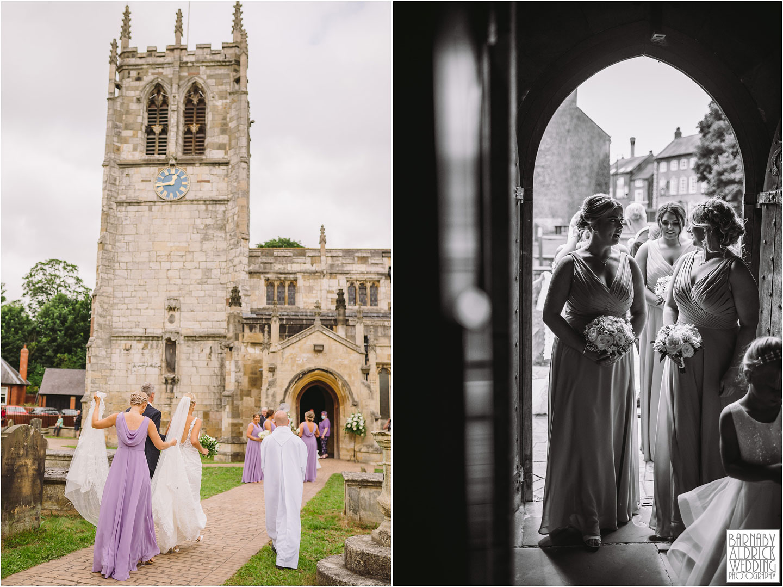 St Mary's Church Tadcaster Wedding Photos