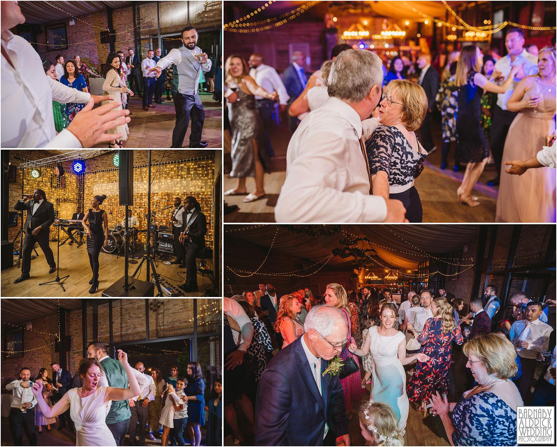 Wedding band at Hornington Manor, Hornington Manor Wedding Photography, Hornington Manor Wedding Photographer, Yorkshire Wedding, Yorkshire Wedding Photographer, York Luxury Barn Wedding Venue, Yorkshire farmhouse Wedding Barn