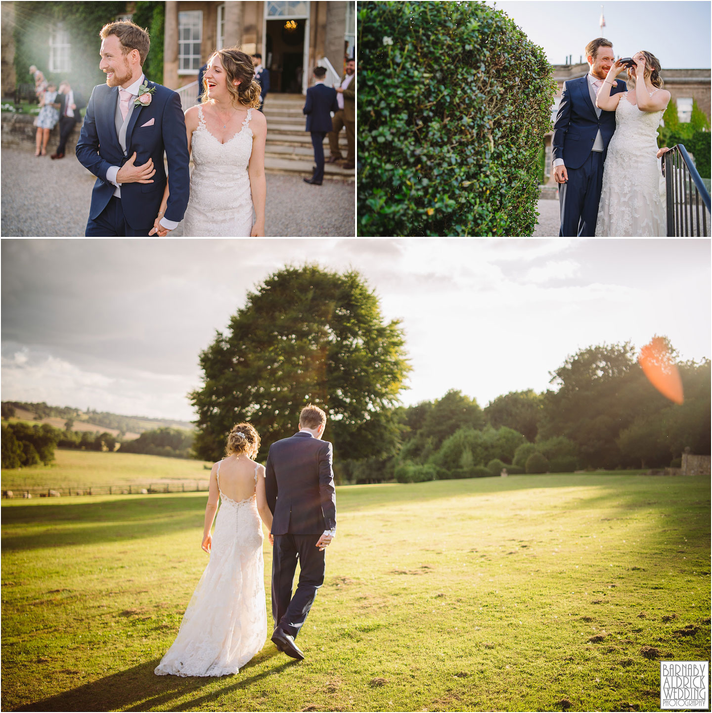 Golden Hour Wood Hall Wetherby wedding photos, Wood Hall Wedding Photos, Wood Hall Wedding Photographer