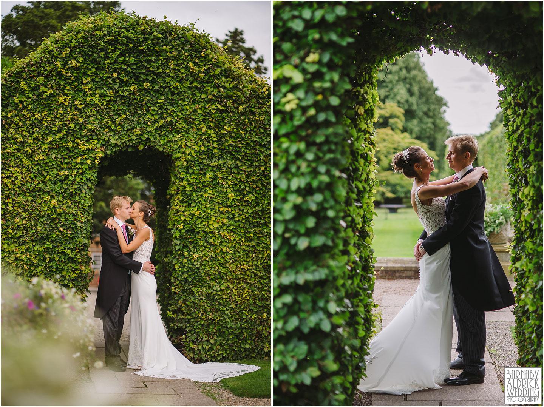 Bride and groom at Goldsborough Hall, Goldsborough Hall Wedding Photography, Yorkshire Wedding, Yorkshire Wedding Photographer, Knaresborough Wedding, Harrogate wedding venue, Yorkshire Stately House Wedding