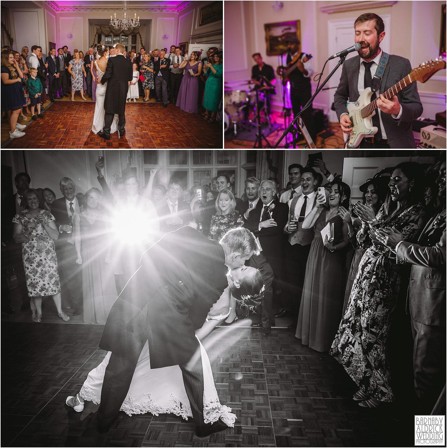 First dance at Goldsborough Hall, Goldsborough Hall Wedding Photography, Yorkshire Wedding, Yorkshire Wedding Photographer, Knaresborough Wedding, Harrogate wedding venue, Yorkshire Stately House Wedding