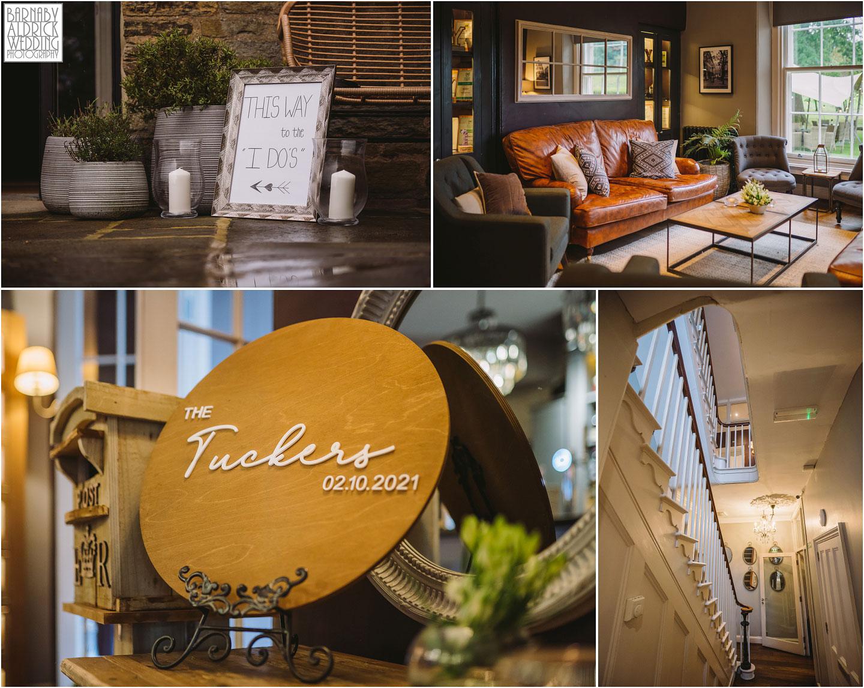 Yorebridge House interior wedding venue photos, Wensleydale wedding venue, Yorkshire Dales boutique Hotel